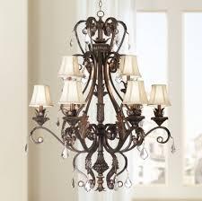 kathy ireland lighting fixtures. Kathy Ireland Ramas De Luces Nine Light Chandelier - #07155 | Lamps Plus Lighting Fixtures N