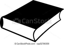 closed book icon csp52780359