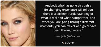 Quotes About Life Changing Mesmerizing TOP 48 LIFE CHANGING EXPERIENCE QUOTES AZ Quotes