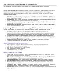Project Engineer Resume Outathyme Interesting Project Engineer Resume