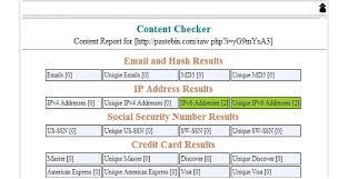 Checker Malwaretips For Leak Community Data Content Chrome