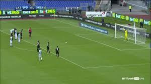 VIDEO Lazio 4 - 1 AC Milan (Serie A) Highlights