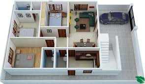 1400 sq ft house plans 3d fresh 1400 sq ft house plans in india luxury house
