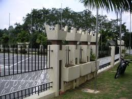 Small Picture Boundary wall Designs Singapore