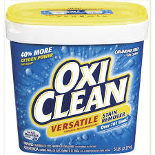 OxiClean 80-oz Laundry Stain Remover