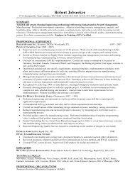 Download Battery Test Engineer Sample Resume Mechanical Curriculum