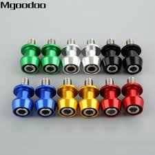 <b>2Pc</b> 8mm 10mm <b>Motorcycle</b> CNC Swingarm Swing Arm Spools ...