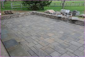patio stones. Stone Pavers | Laying Patio Stones Home Design Ideas D