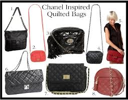 chanel inspired bags. thursday, january 20, 2011 chanel inspired bags