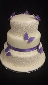 Lace Butterfly Wedding Cake Celticcakescom