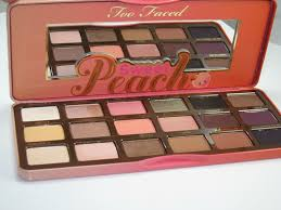 ulta makeup palette. too faced sweet peach palette ulta makeup
