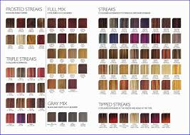 Goldwell Hair Color Chart Elumen Colors Hexmesses Com