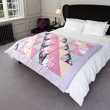 Make Your Own Quilt: Custom Quilts Printed With your Designs & custom quilts in bedroom setting Adamdwight.com