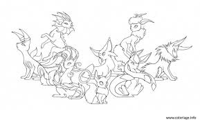 Eevee Evolutions Coloring Pages Elegant Pokemon Coloring Pages Eevee