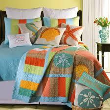 Surf Bedding   Dean Miller Beach Bedding   Tiki Bed Sheets