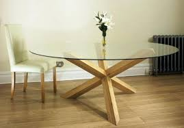 round glass dining table with oak legs marvelous ideas small glass top dining table home tables round glass dining table with oak legs