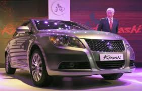 new car launches from marutiMaruti gears up for future with Kizashi launch