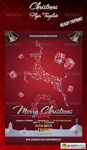 Free Christmas Flyer Templates Download Christmas Flyer Template 3551769 Free Download Vector
