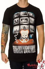 <b>футболка</b> We Butter The Bread With Butter - <b>Big Brother</b>