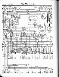 mercury wiring diagrams the old car manual project Buick Wires at 1954 Buick Wiring Diagram Schematic