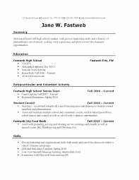 Student Job Resume Template The 15 Common Stereotypes When