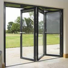 exterior accordion doors. Attractive Accordion Glass Doors Patio With Compare 17 Average Style Folding Door Costs Exterior O