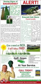 lawncare ad golf green lawn care ad from 2018 05 31 ad vault pantagraph com