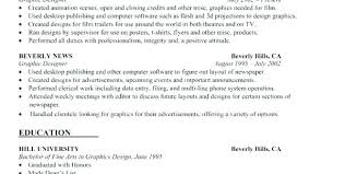 Graphic Design Intern Resume Assistant Interior Design Intern Resume ...