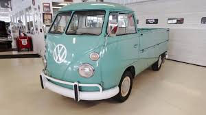 1966 VW Volkswagen Pickup Truck Stock # 084036 for sale near ...