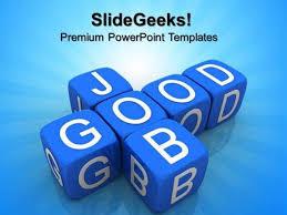 Good Job Template Business Good Job Future Ppt Template Powerpoint Template