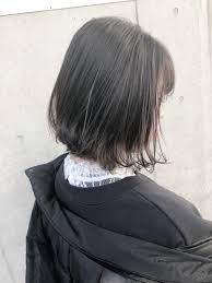 切りっぱなしボブで周囲に差をつけるセルフの切り方もご紹介hair