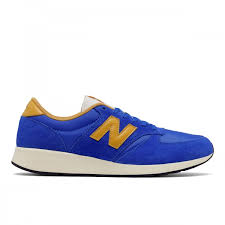 new balance blue. new balance mens 420 revlite - blue