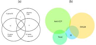 Euler Venn Diagram Exact And Approximate Area Proportional Circular Venn And Euler Diagrams