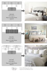 Master Bedroom Arrangement Pottery Barn How To Make A Beautiful Bed Bedding Pinterest