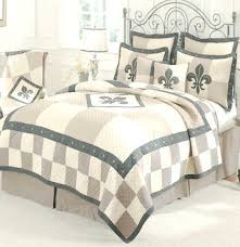 fleur de lis bedding sets black and white – avalon-master.pro