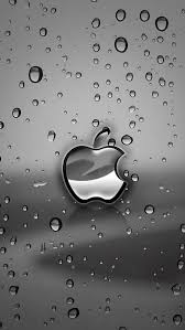 apple iphone home screen wallpaper. apple wet screen iphone home wallpaper i
