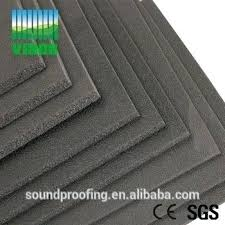 soundproof floor mat ground noise damping rubber sound proof architectural design materials soundproofing and floor mats
