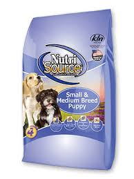 Small And Medium Breed Puppy Dog Food Nutrisource Pet Foods