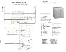 trane xl1200 heat pump wiring diagram preisvergleich me Trane Wiring Diagrams Model trane xl 1200 wiring diagram with description beautiful blurts me xl1200 heat pump