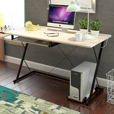 high office desk. Modern Simple Fashion Office Desk High Quality Computer Laptop Table Writing Study Standing C