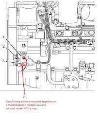 viewing a th 3126e caterpillar engine 3126b rpm timing sensors in paint program jpg