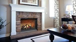 Living Room Best 25 Outdoor Gas Fireplace Ideas On Pinterest Diy Gas Fireplace Ideas