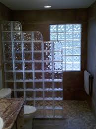 glass block shower 15 best bathroom remodel images on