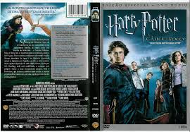 harry potter the goblet of fire front back