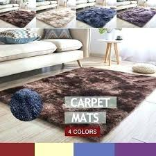 thick rugs rug pad 8x10 large