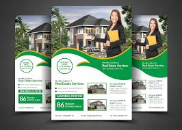 door hanger design real estate. Intero Real Estate Listing Flyer Template Door Hanger Design O