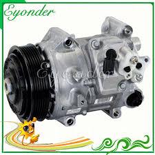 Auto A/C Air Conditioning Compressor TSE17C for TOYOTA RAV4 CAMRY ...