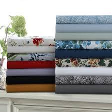 madrid solid or printed oversized duvet cover set
