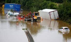 منهم 133 في ألمانيا.. 153 قتيلا في الفيضانات في أوروبا