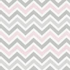 Hoping to add this to our grey elephant nursery...Pink and Gray Chevron